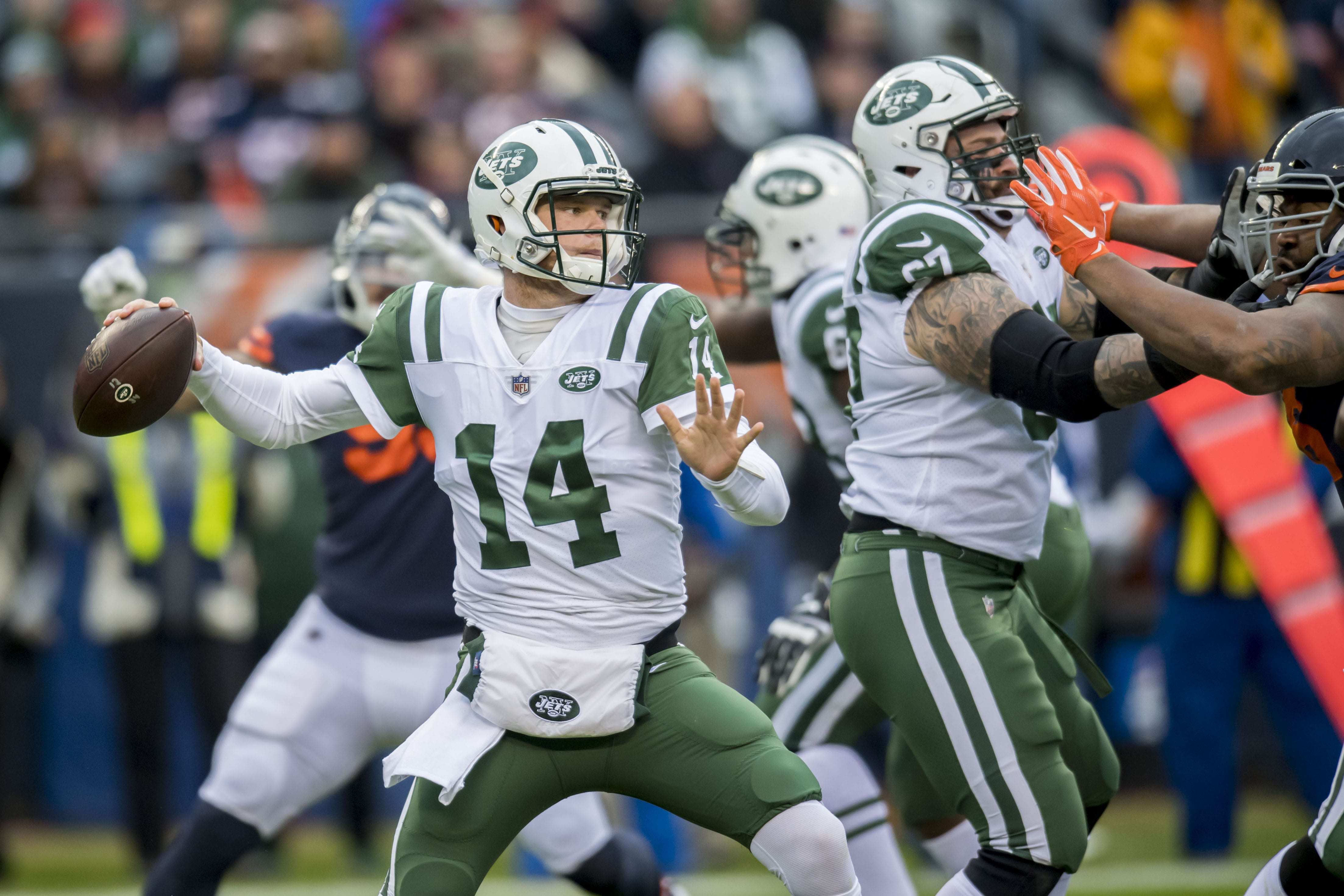 c7bc45f1413 New York Jets  Sam Darnold and LeVeon Bell Duo Can be Deadly