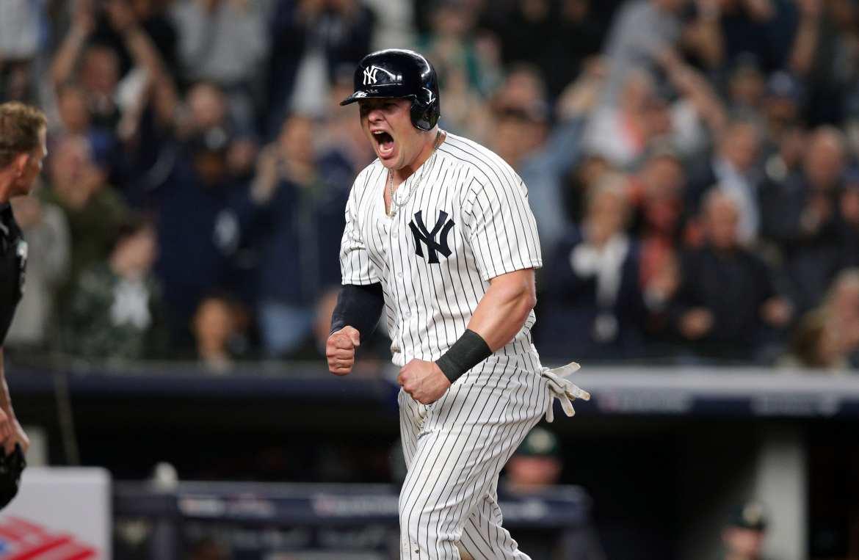 New York Yankees, Luke Voit