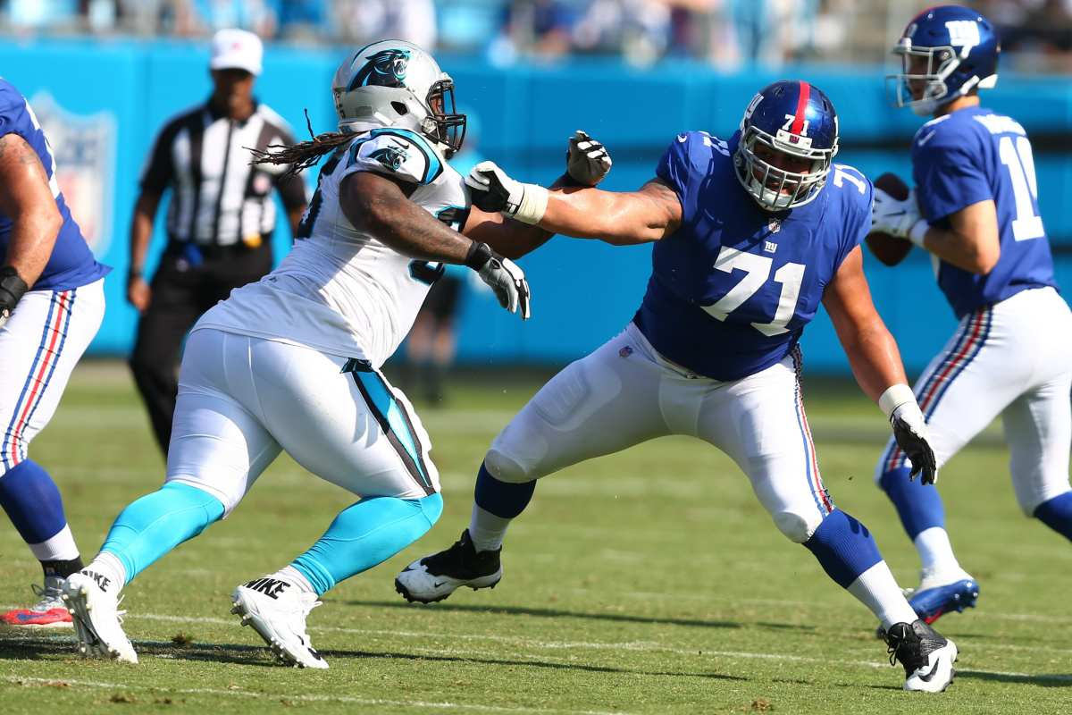New York Giants: Who's the most underrated offensive lineman?