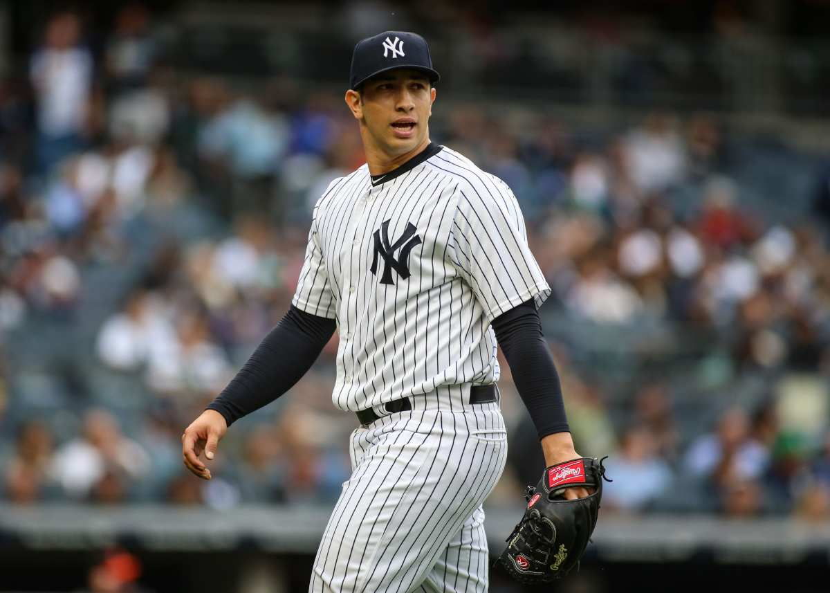 New York Yankees: Time For Cessa To Go