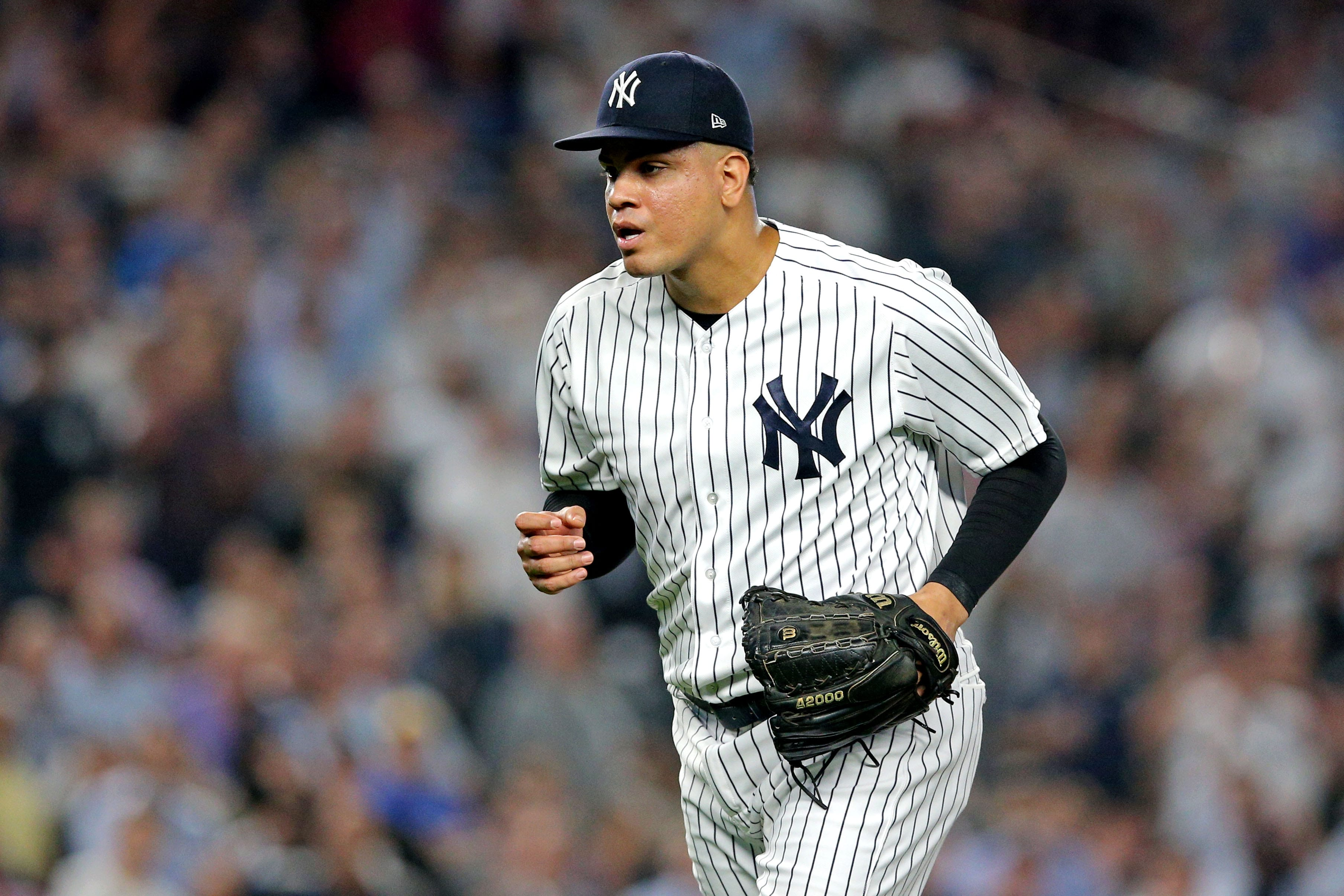 60a607580e5 New York Yankees  Can Dellin Betances Continue His Dominance
