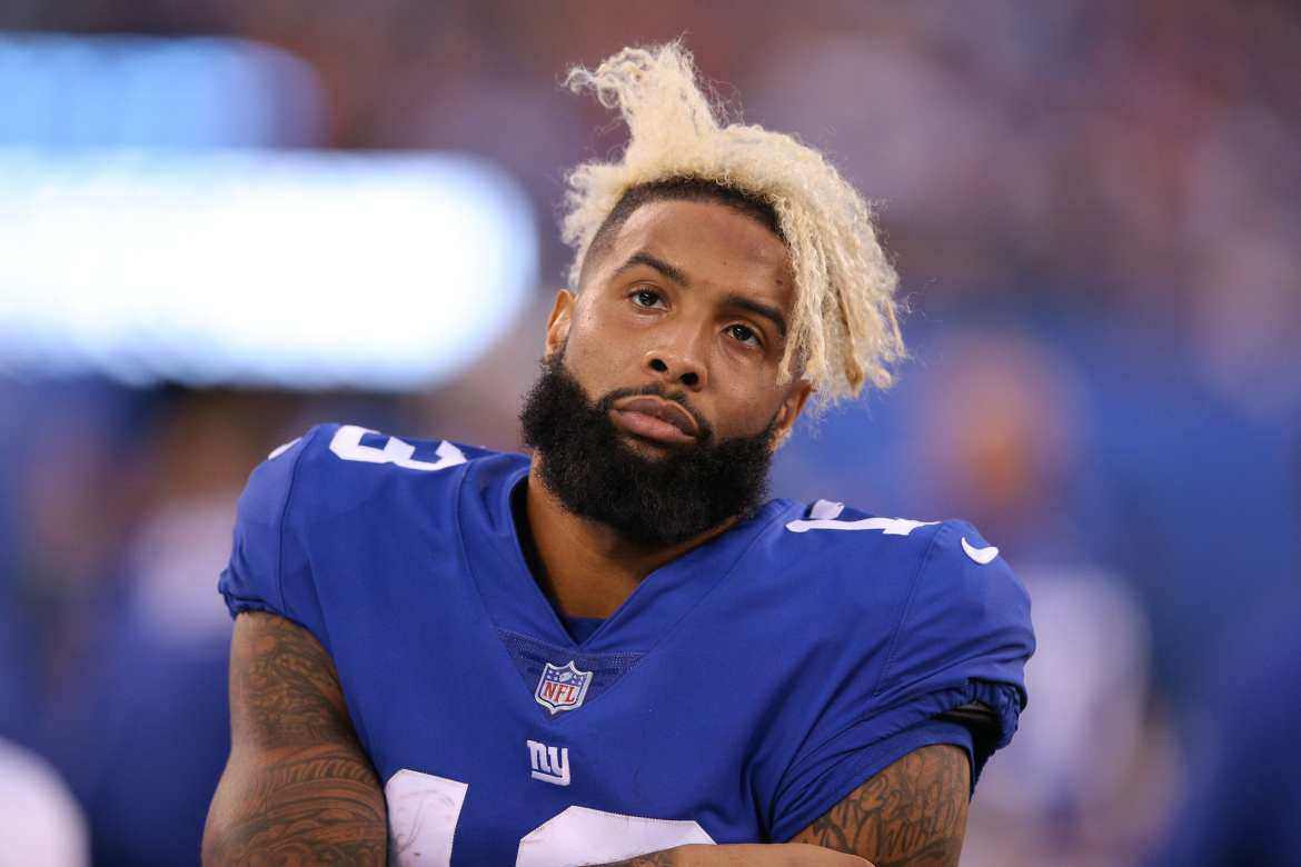 New York Giants, Odell Beckham Jr.