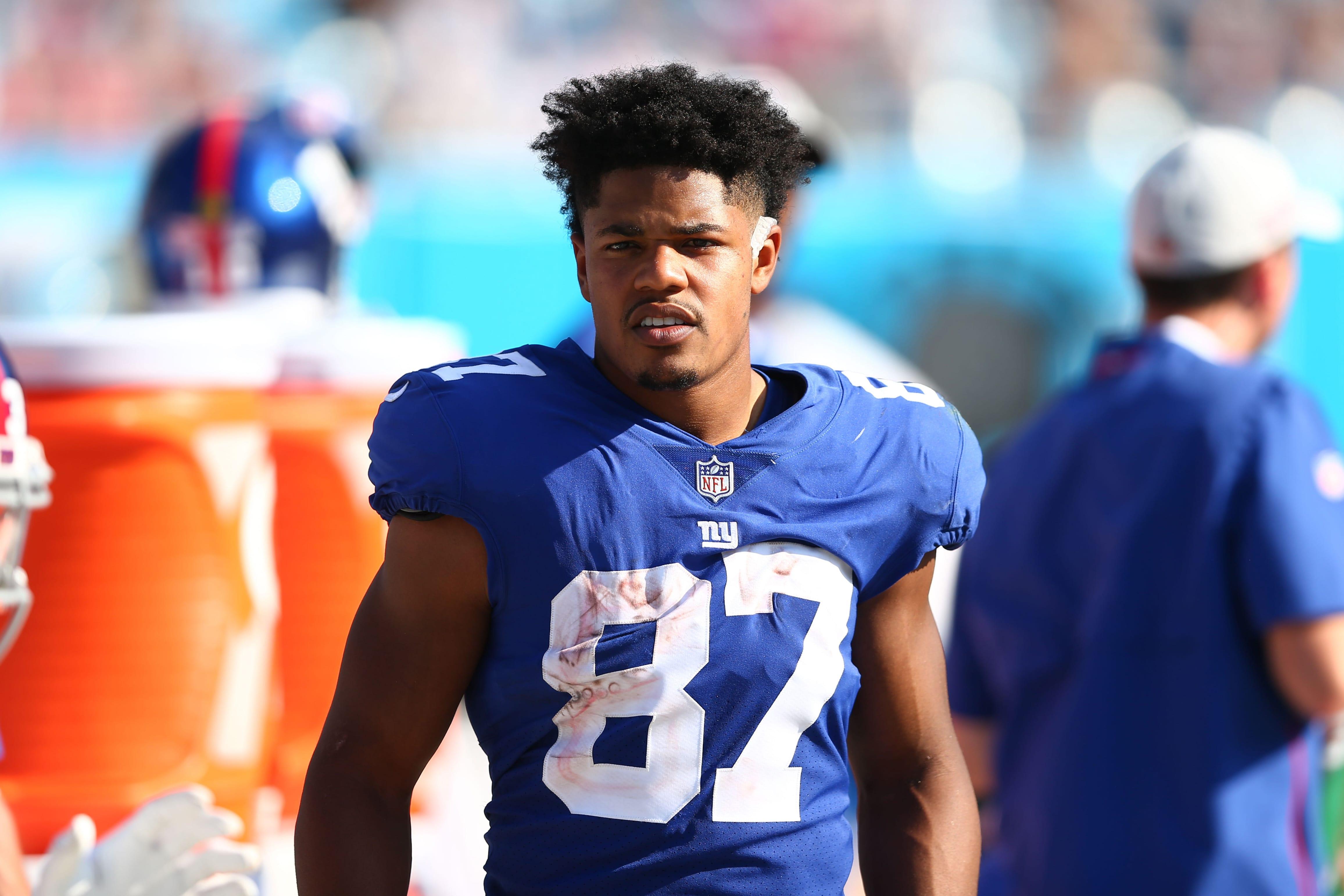 New York Giants, Sterling Shepard