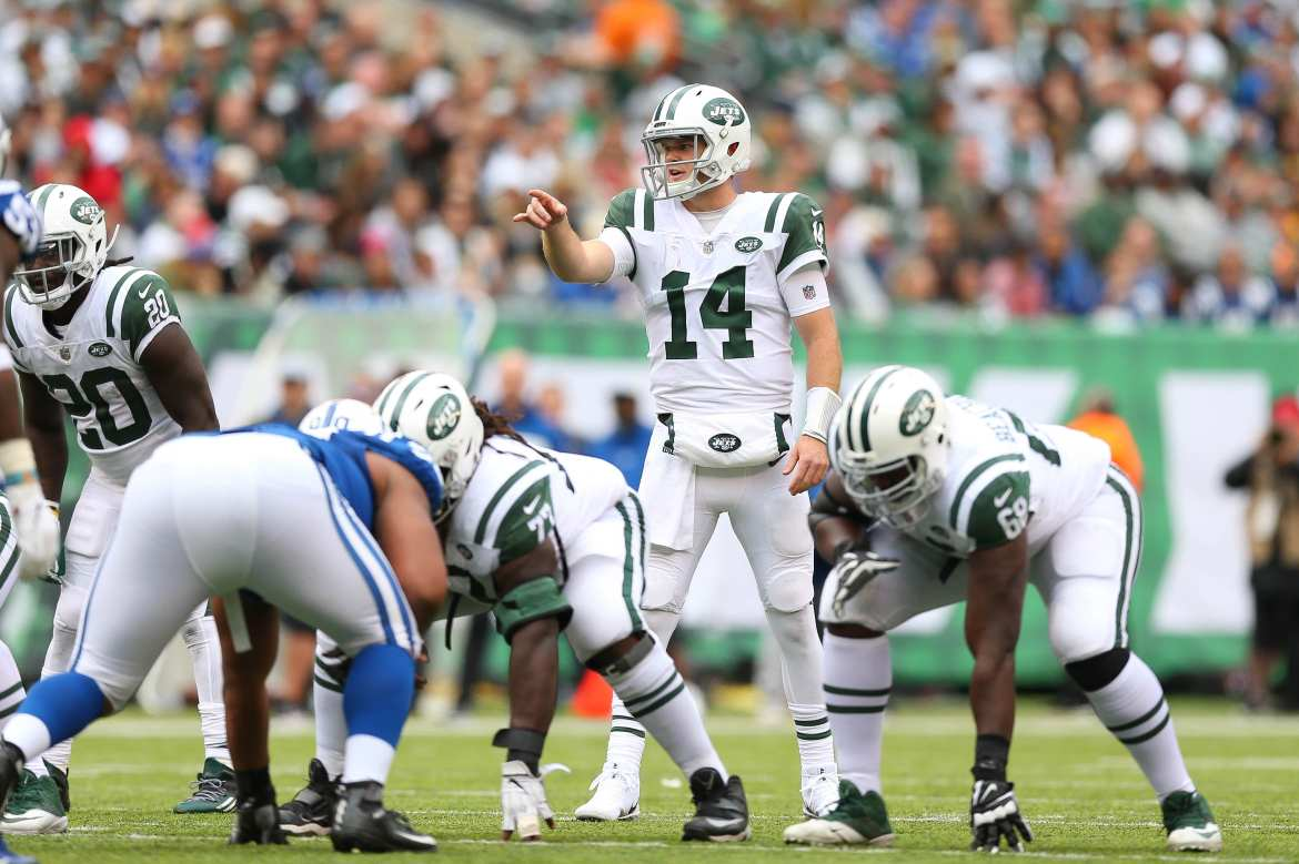 New York Jets, Sam Darnold