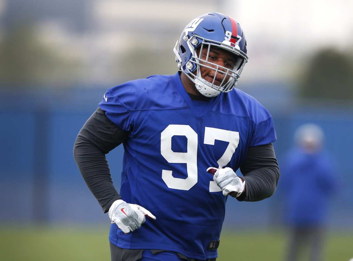 New York Giants: Can Dexter Lawrence be a pass rush force?