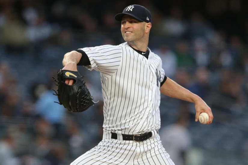 New York Yankees, J.A. Happ