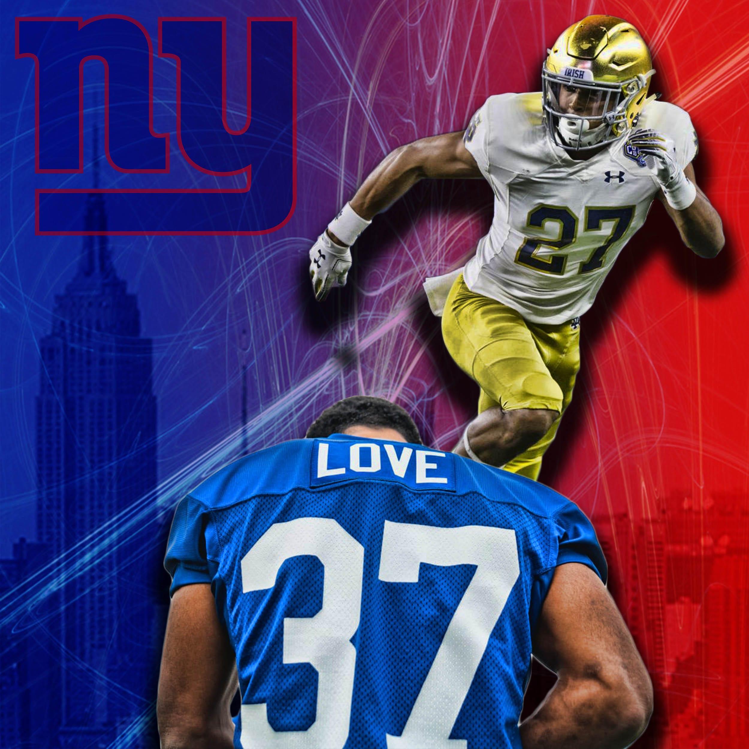 New York Giants, Julian Love