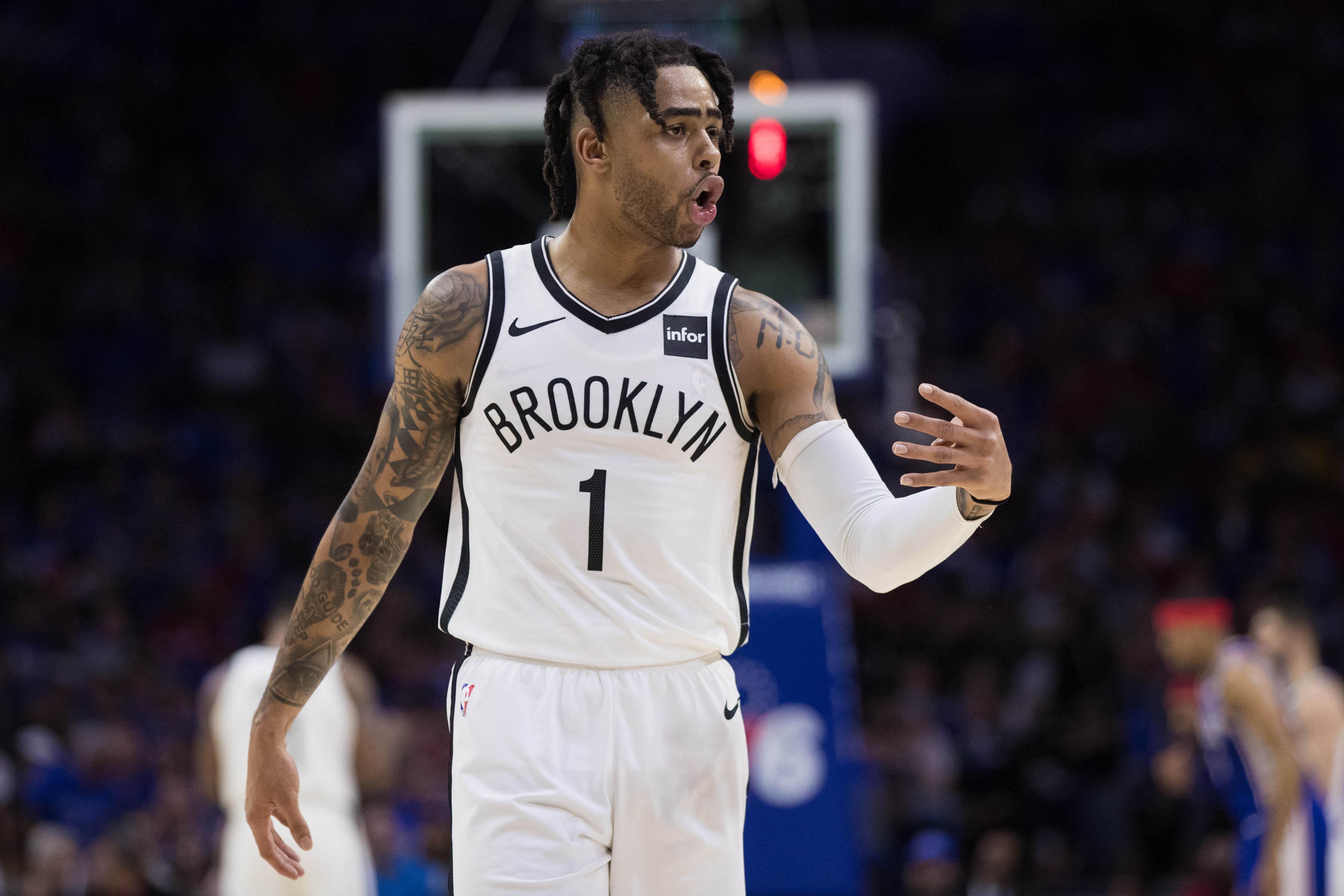 Brooklyn Nets, D'Angelo Russell