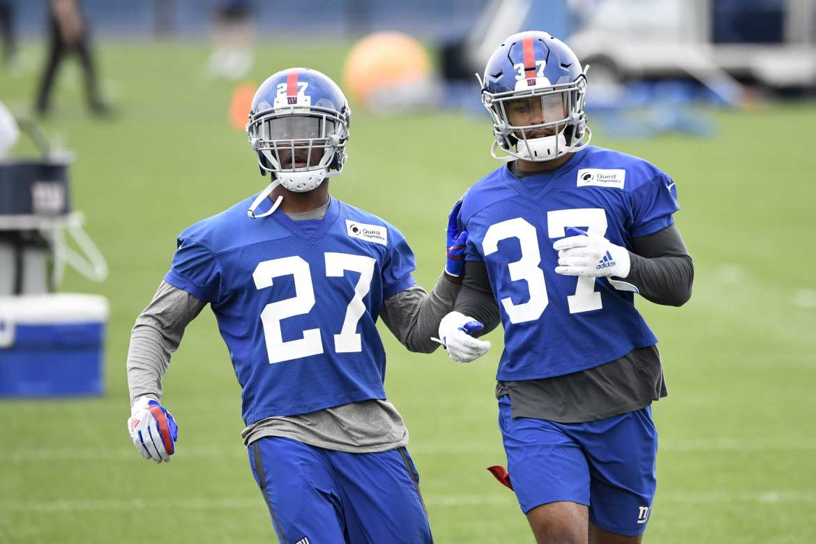 New York Giants, Julian Love, DeAndre Baker, Julian Love