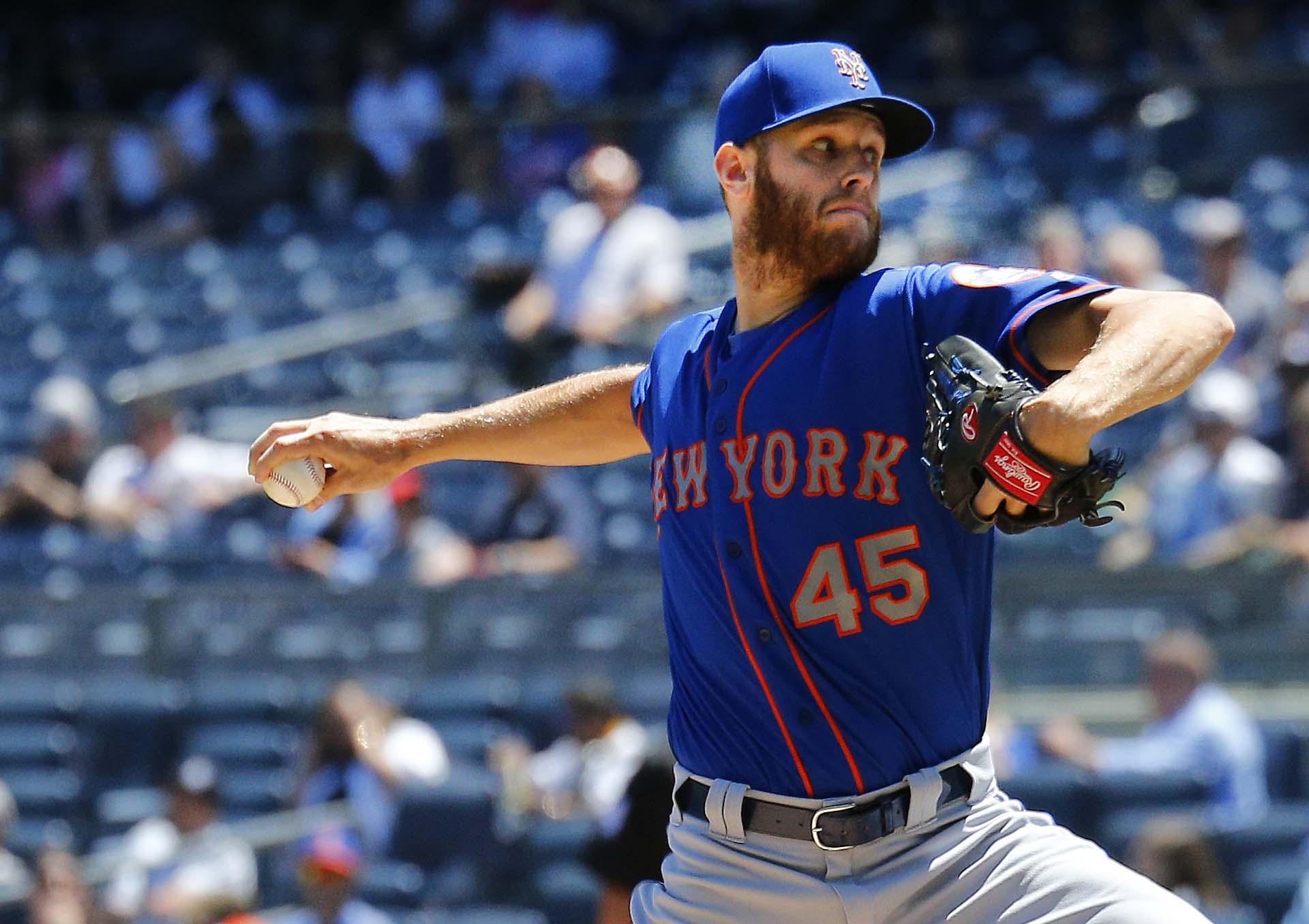 New York Mets, Zack Wheeler