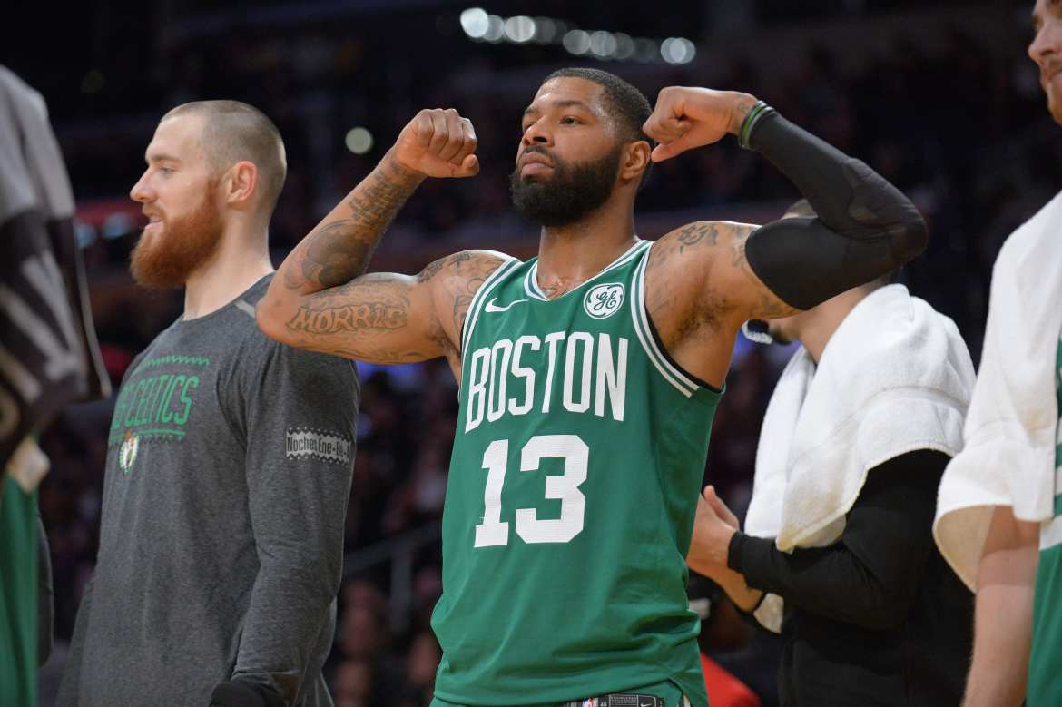 Does Marcus Morris make the New York Knicks a playoff-caliber team?