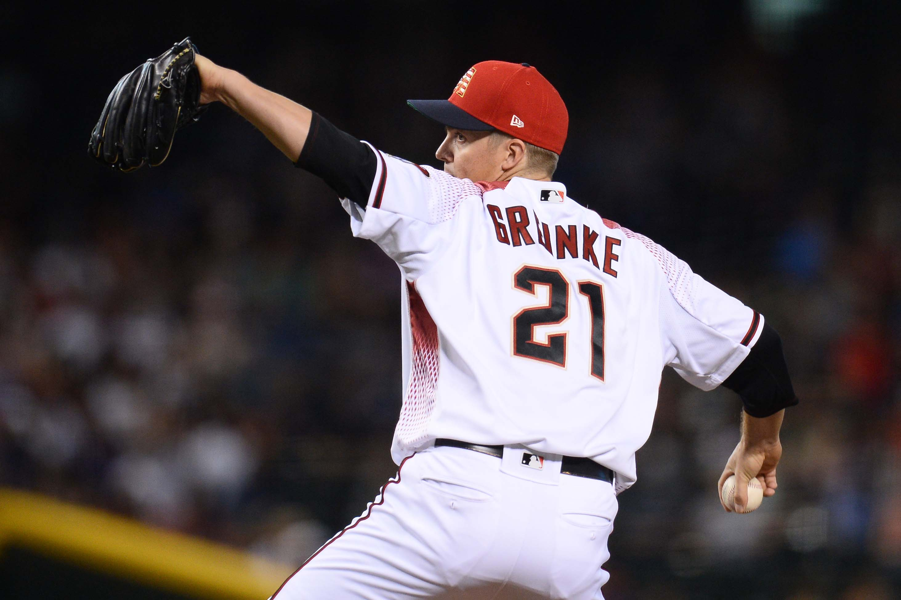 New York Yankees interested in Zack Greinke?