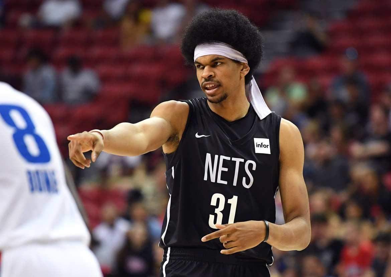 Brooklyn Nets, Jarrett Allen