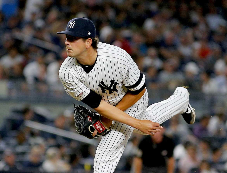 New York Yankees, Brady Lail