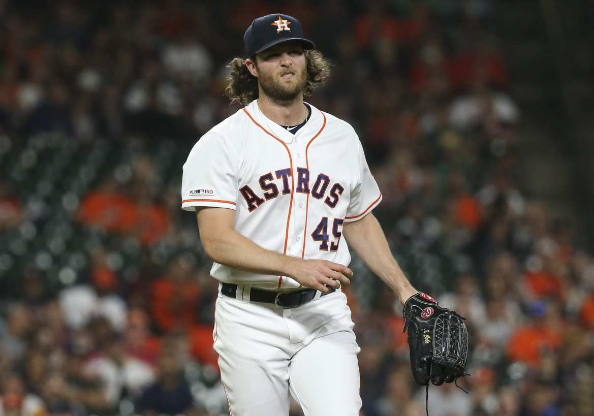 The New York Yankees could pursue Gerrit Cole this offseason.