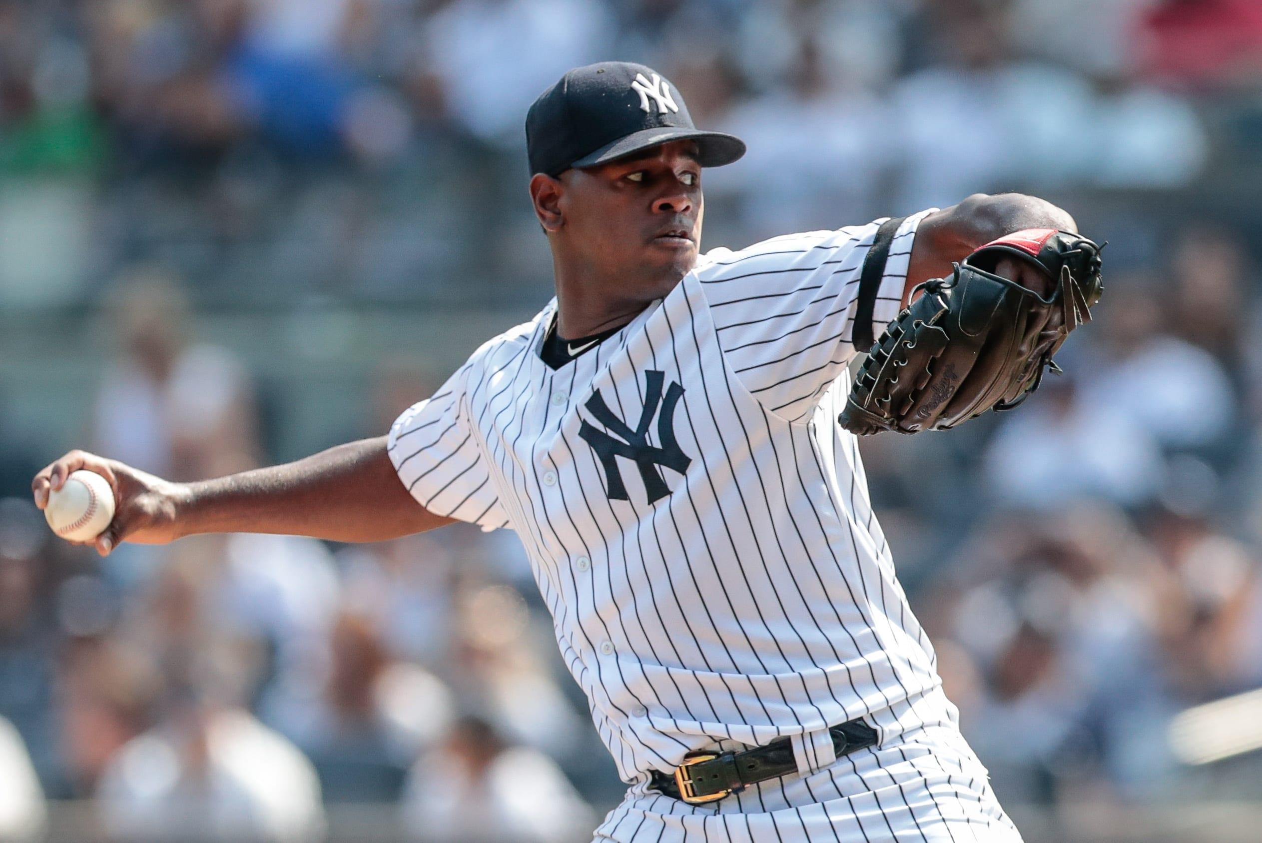 New York Yankees, Luis Severino