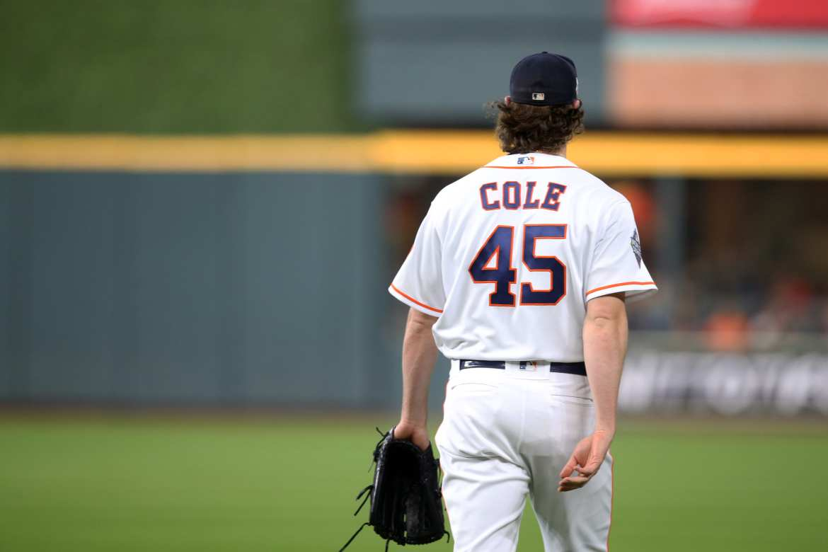 Could the Yankees pursue Gerrit Cole this offseason?