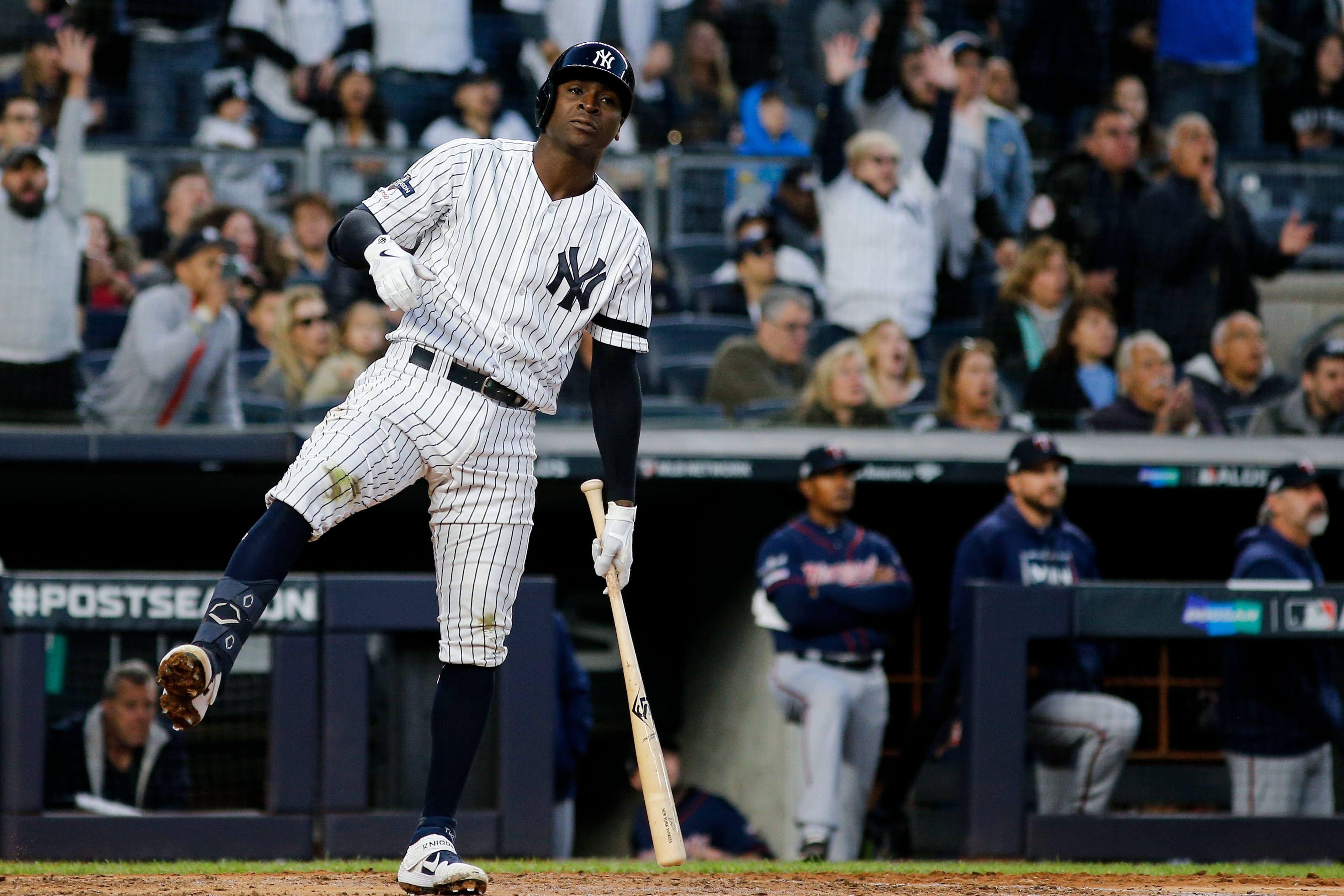 New York Yankees, Didi Gregorius, Brett Gardner