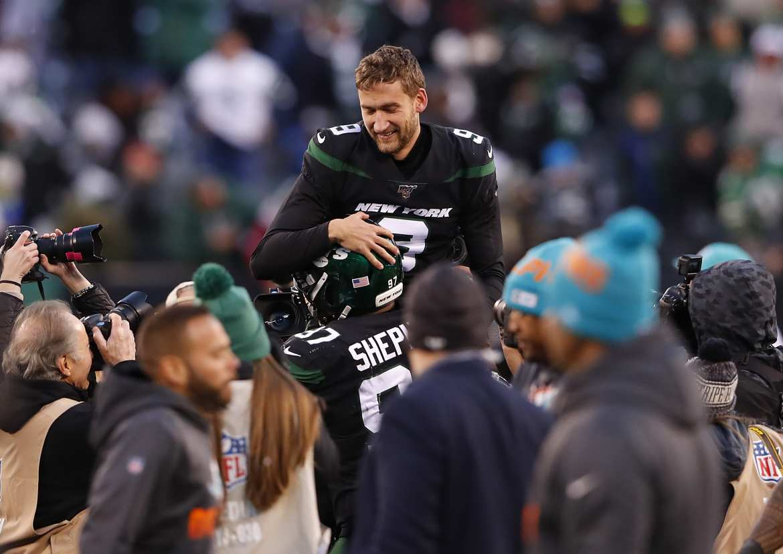 New York Jets, Sam Ficken