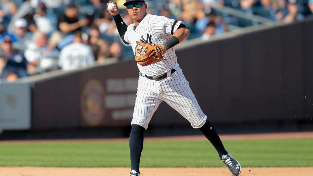 Yankees news, rumors: Is depth an issue in the infield? Aaron Judge hasn't seen the money yet