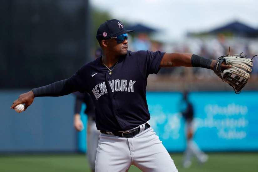 New York Yankees, Miguel Andujar