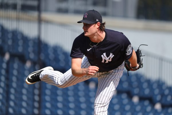 New York Yankees: Gerrit Cole Impresses In Spring Debut