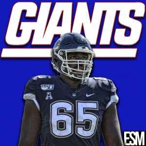 New York Giants, Matt Peart
