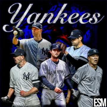 New York Yankees: Yankees to open season with Blockbuster prime time game, all the Yankee News