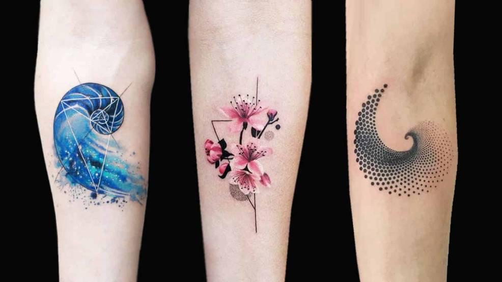 маленькие татуировки для женщин и мужчин тату таймс