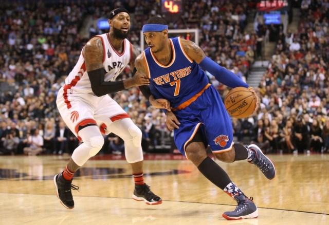 New York Knicks: Keys To Game vs. Toronto Raptors