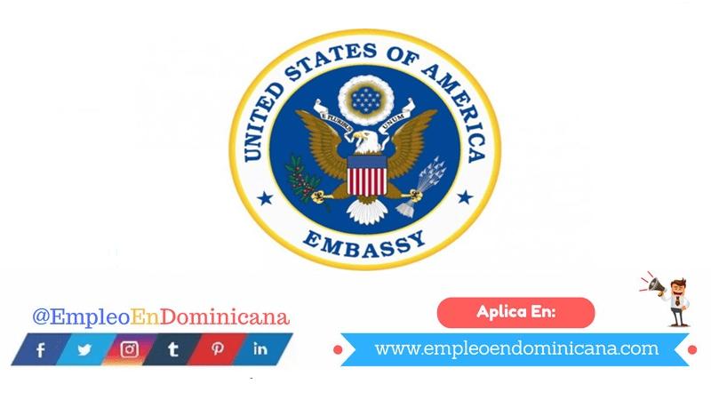 vacantes de empleos disponibles en Embajada de Estados Unidos aplica ahora a la vacante de empleo en República Dominicana