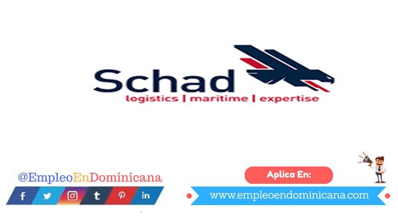 vacantes de empleos disponibles en SCHAD aplica ahora a la vacante de empleo en República Dominicana