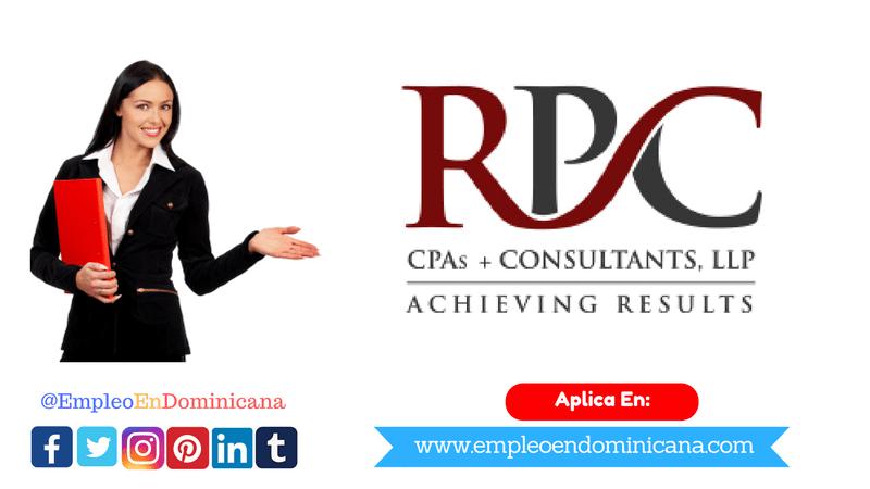 empleo en RPC república dominicana