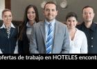 968 ofertas de trabajo en HOTELES encontradas