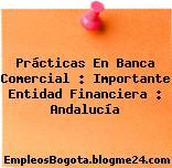 Prácticas En Banca Comercial : Importante Entidad Financiera : Andalucía