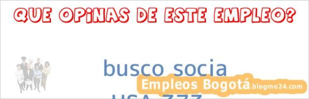 busco socia | USA.373