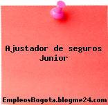 Ajustador de seguros Junior