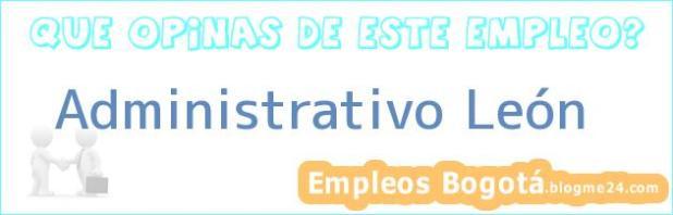 Administrativo León