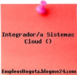 Integrador/a Sistemas Cloud ()
