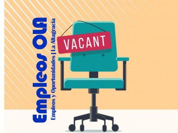 vacante empleo