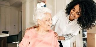 Auxiliar Geriátrico Gerocultora gerocultor cuidadora centro de dia cuidadora adulto mayor home care