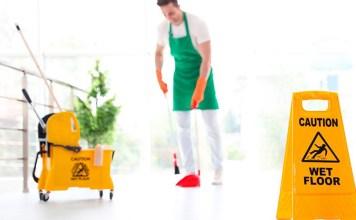 personal de limpieza femenino y masculino cleaning staff limpieza en centros de salud cleaning of health centers