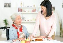 cuidadora part time cuidadora domiciliaria home caregiver home care cuidadora externa