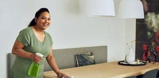 maid babysitter domestic maid for family home empleada domestica