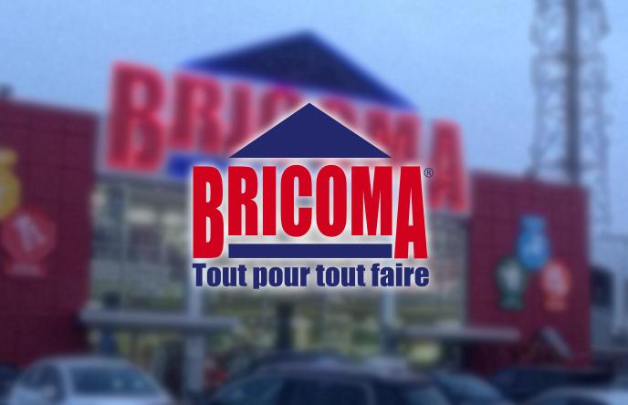 BRICOMA 24 postes Niveau bac,Bac,Bac+2