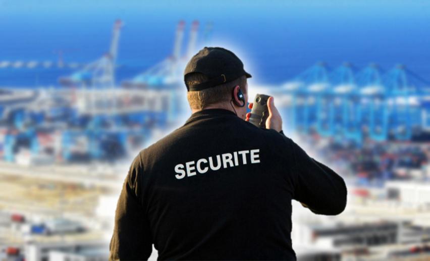 تشغيل 60 حارس أمن ومراقبة بالميناء طنجة