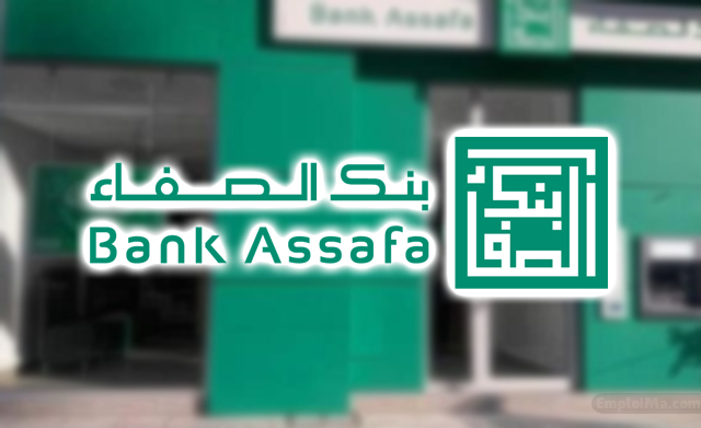 Bank Assafa recrute un Juriste