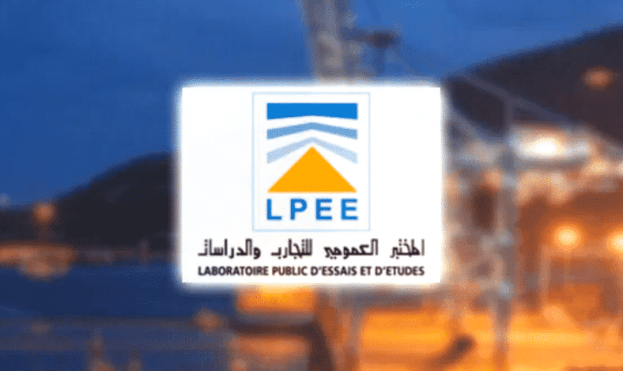 Concours LPEE (3 Postes)