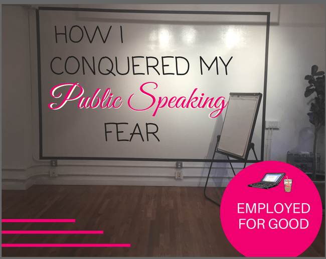 Conquer Public Speaking Fear