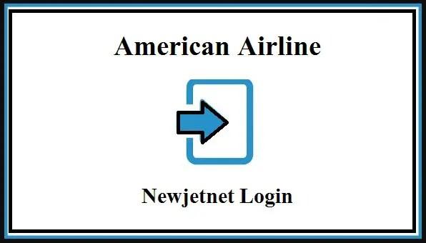 Newjetnet Login